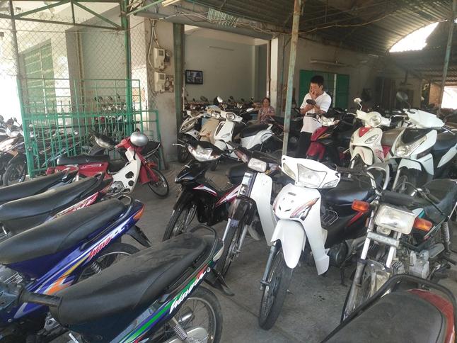 cho thuê xe máy pleiku gia lai