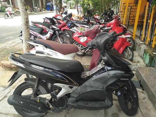cho thuê xe máy tại gia lai