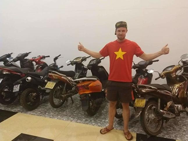 xe máy cho thuê tại gia lai